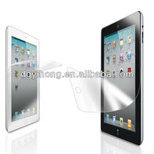 Ultra clear anti-scratch screen protector for apple ipad 2
