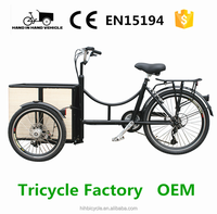 Small cruising bike dutch trike factory price