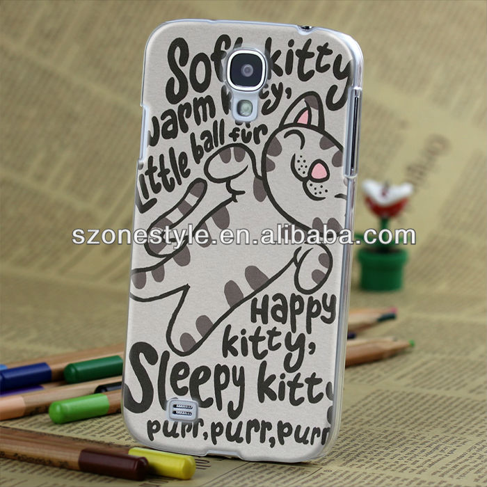 korean cartoon case for samsung galaxy s4