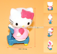 OEM plastic hello kitty toys for kids in disney audit factory