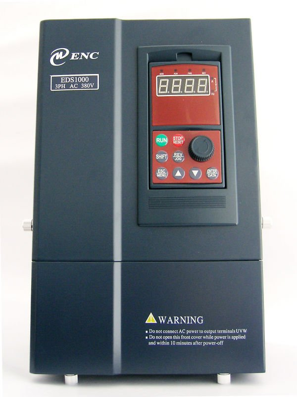 3phase sensorless vector control variable frequency drive, VFD for water pump