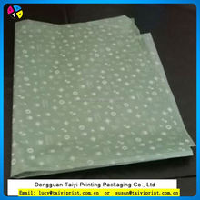 China manufacturer made white MG tissue paper for wrapping
