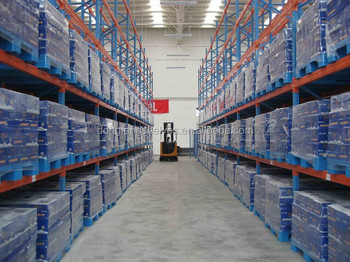 2016 New Design Heavy Duty Warehouse Racking System