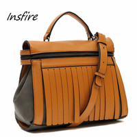 high quality classic lady bags large women bags customized leather bag