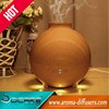2017 Hot Sale Style 600ml wood grain aroma diffuser