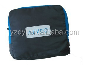 waterproof nylon foldable travel bag