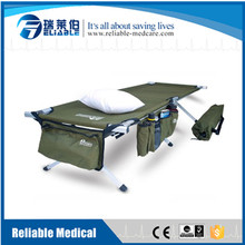 RM-CB01 Customize aluminum military camping cots for sale