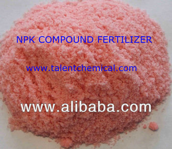 Nitrogen phosphorus potassium mixed fertilizer