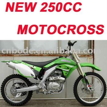 EEC 250cc Motorcycle (MC-678)