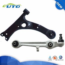 OEM upper lower control arm lower, auto parts upper control arm for toyota,track control arm with ball joint rear control arm