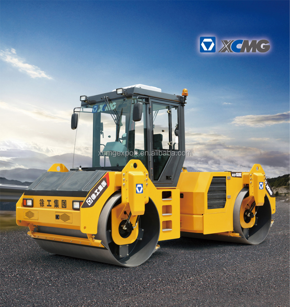 XCMG XD122 Compactor