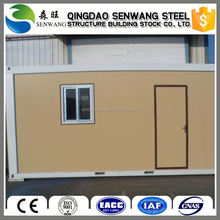 light mobile restaurant container house
