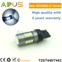 New arrival Constant Current 10V-30V 2835SMD T20 7440 led light