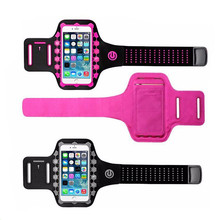 Wholesale Running Waterproof Led Light Up Armband for Galaxy S3 S4 IPX 8 7P,7