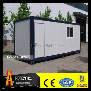 20ft durable prefab container movable living home