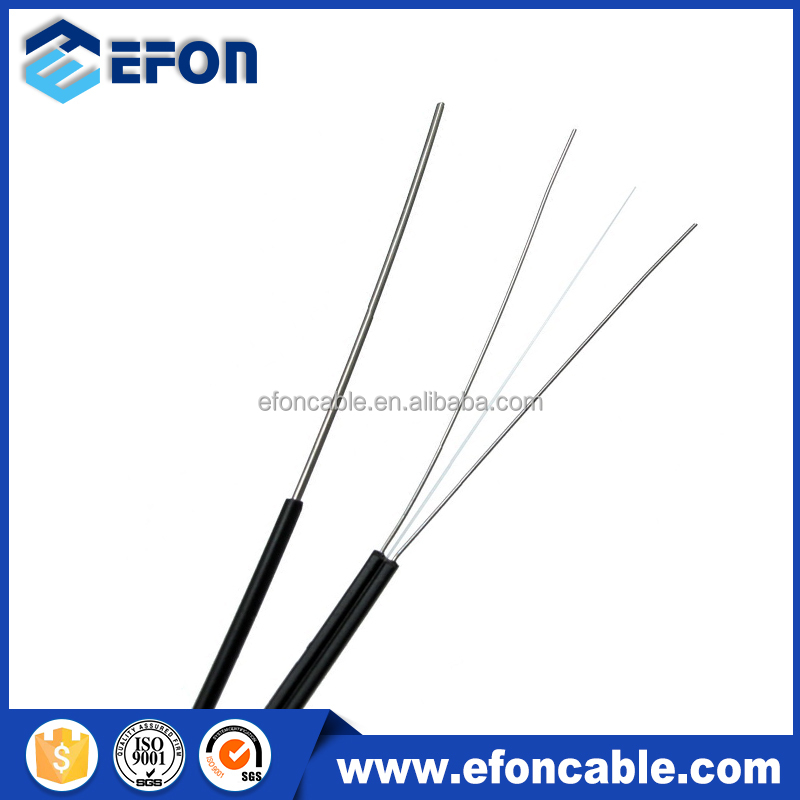 1core Self-supporting FTTH Drop Cable /FTTH Cable 1 core with cheap shipping cost