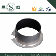 Sliding Bearing Friction Sleeve Composite Dry DU Bushing Split Small Bush
