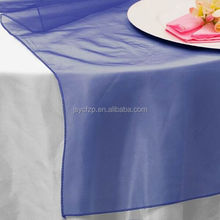 European sheer organza table runner, multipul colors and styles