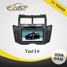 SPECIAL QUALITY CAR DVD PLAYER CHINA FACTORY for toyota yaris sedan car dvd player gps navigation