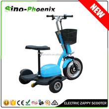 36v12Ah 350w adult three wheel electric scooter with seat (PN-ES20-350W )