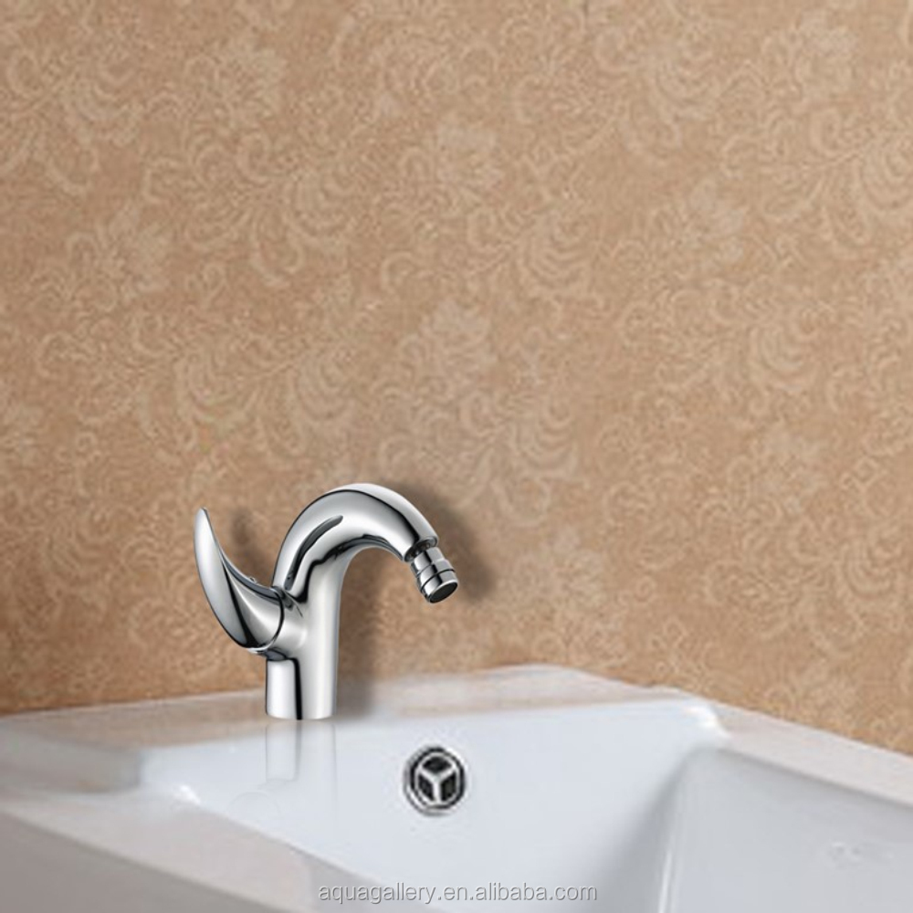 Cold and Hot Water Supplied Bidet Faucet & Mixer