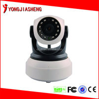 H.264 1.0MP HD 720P Controllable rotation P2P Pan IR Cut WiFi Wireless Network IP Security Camera Quality Assured Most Popular