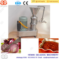 High Efficiency Meat Emulsifying Onion Paste Making Machine