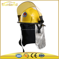 Best Quality Protective Fire Fighter Helmet of Fireman