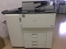 used copiers Ricoh heavy duty photocopy machine mp7502