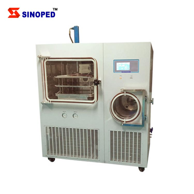 Freeze dryer for mangosteen freeze drying machine for home use vaccum freeze dryer price for sale
