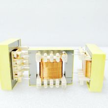 Shell core Transformer for Wireless Power Bank
