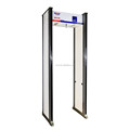 6 Zones High Quality Portable Walk Through Metal Detectors With Cheap Walk Through Metal Detector Door Prices