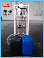 [Bangtian] polyurethane foam chemicals pneumatic piston grouting injection pump with Graco motor