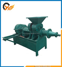 Factory Price charcoal briquette machine/raw materials in charcoal briquette machine