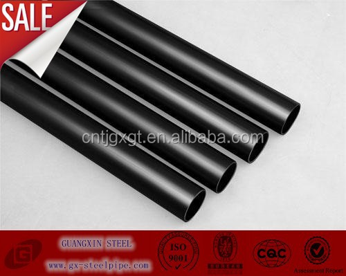 Steel&Wood furniture tube&pipe with black,white or red colors.