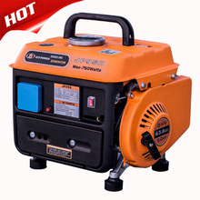 Hot Seller 650 Watt Small DC Portable Gasoline Generator 0.65kW Generator