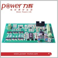 BLDC motor driver electric actuator