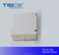 2015 TIBOX UL IP66 Waterproof TB Series Plastic Enclosure TB-AG-3038