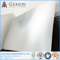 Factory Price Aluminum Foil White Cardboard For Cookie Box