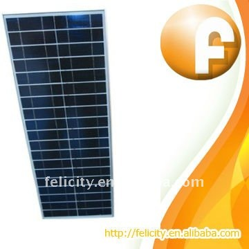 55w polycrystalline rollable solar panel