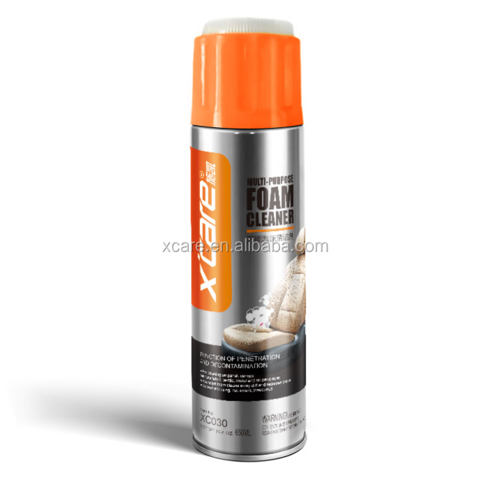 The Good Cleaning Car Care Product All Purpose Foam Cleaner 650ml