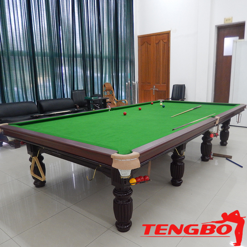 2014 best selling billiards professional international for 12 ft snooker table
