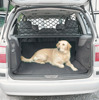 Car Truck SUV Protective Net Safety Mesh BARRIER for Pet Dog rear seat headrests barrier