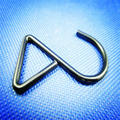 zinc-plating large s hooks made in China