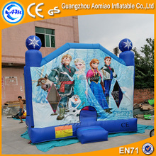 Popular design commercial jumping castles sale, inflatable bouncer princess castle