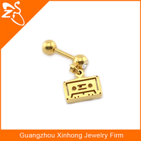 China new design earrings gold plated earring models wholesale earrings jewelry fashion