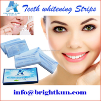 BKS042 OEM private lable bright crest 3d white whitestrips gentle routine
