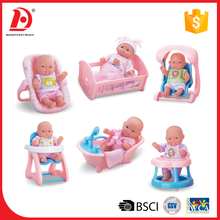 5 inch baby dolls toys wholesale craft dolls