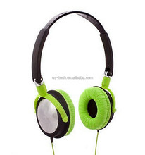 Call center noise cancelling telephone headset