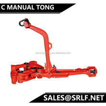 API 7K TYPE C MANUAL TONG FOR DRILLING RIGS - FACTORY OUTLET